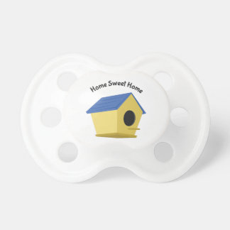 Home Sweet Home BooginHead Pacifier
