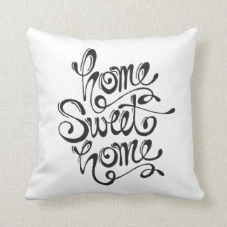 """""""Home Sweet Home"""" Pillow"""
