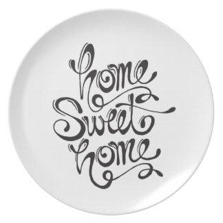 home_sweet_home_plate r62731a49f41c4807a66d38468457abf9_ambb0_8byvr_324 home sweet home plates zazzle,Home Plate Design