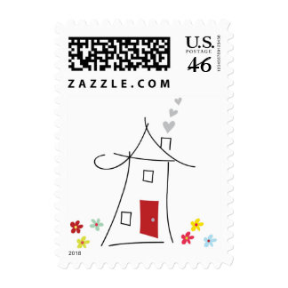 Home Sweet Home Postage