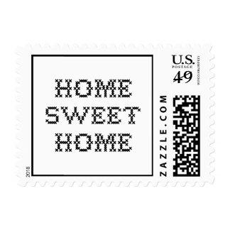 Home Sweet Home Postage