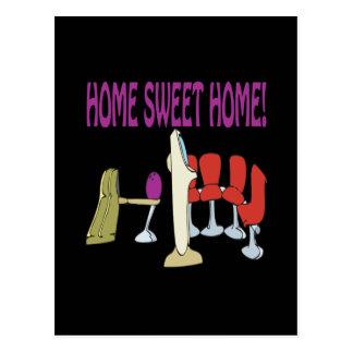 Home Sweet Home Post Card
