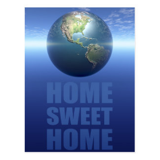 Home Sweet Home Postcards