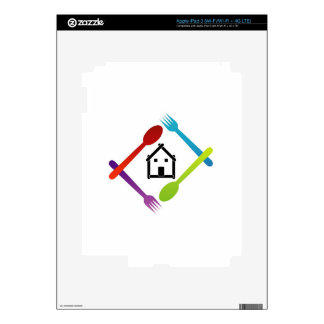 Home Sweet Home iPad 3 Skin