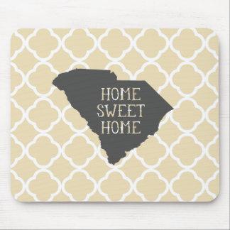 Home Sweet Home South Carolina Mouse Pad