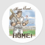 Home Sweet Home! Sticker