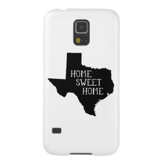 Home Sweet Home Texas Case For Galaxy S5