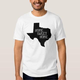Home Sweet Home Texas T Shirt