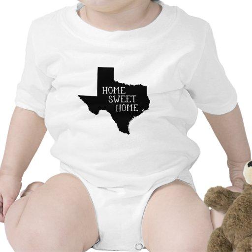 Home Sweet Home Texas Romper