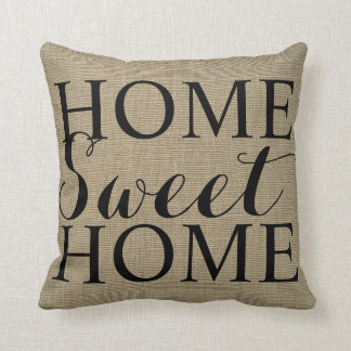 Home Sweet Home | Throw Pillow