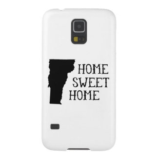 Home Sweet Home Vermont Galaxy S5 Cover