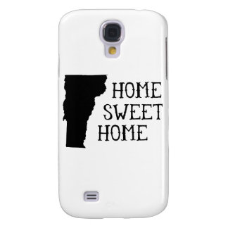 Home Sweet Home Vermont Samsung Galaxy S4 Cover