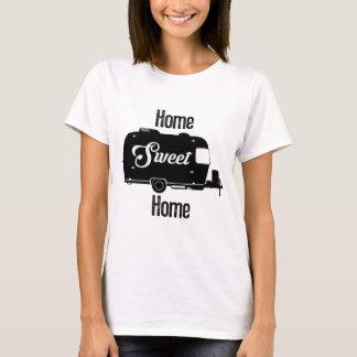 Home Sweet Home - Vintage Camper Vintage Trailer T-Shirt