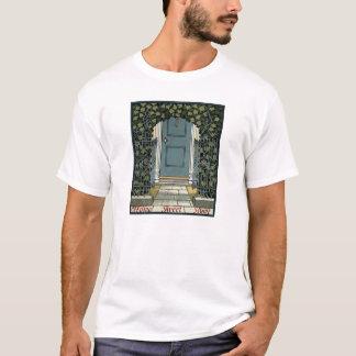 Home Sweet Home - Vintage Illustration T-Shirt
