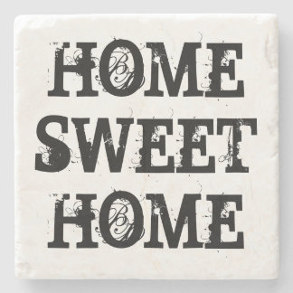 Home Sweet Home Vintage home sweet home drink & beverage coasters | zazzle