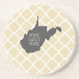 Home Sweet Home West Virginia Coaster
