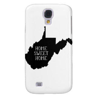Home Sweet Home West Virginia Samsung S4 Case
