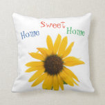 Home Sweet Home Wildflower Throw & Accent Pillows