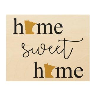 Home Sweet Home Wall Art home sweet home wood wall art | zazzle