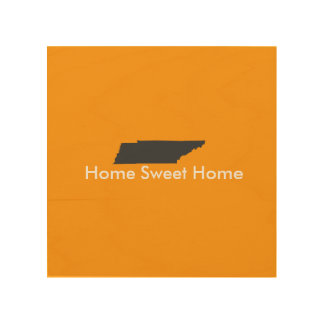 Home Sweet Home Wood Wall Art