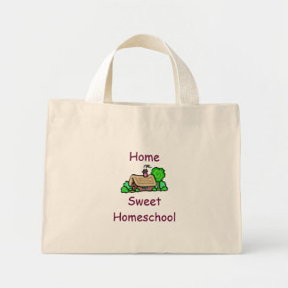 Home Sweet Homeschool Bag