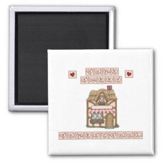 Home Sweet Homeschool - Magnet