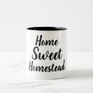 Home Sweet Homestead Mug