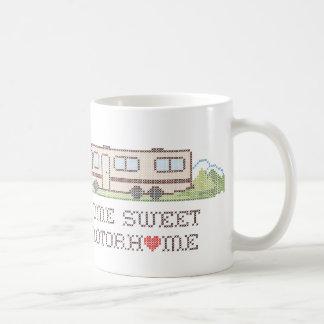 Home Sweet Motor Home, Class A Fun Road Trip Coffee Mug