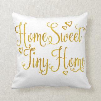 Home Sweet Tiny Home Cushion