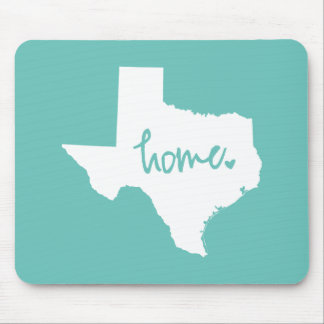 Home Texas Custom Color Mouse Pad