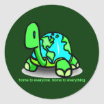 home to everyone Sticker Sticker