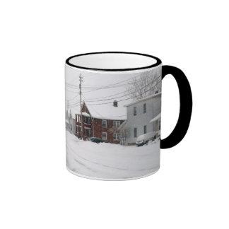 HOME TOWN AMERICA cup Coffee Mug