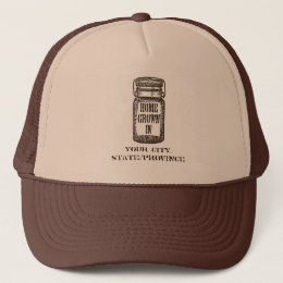 Home Town Canning Jar Trucker Hat
