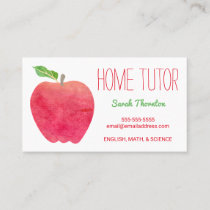 Home Tutor Appointment Reminder Tutoring