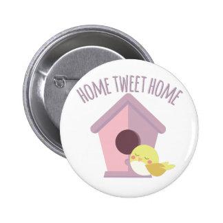 Home Tweet Home Button