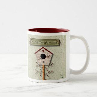 Home Tweet Home Mug