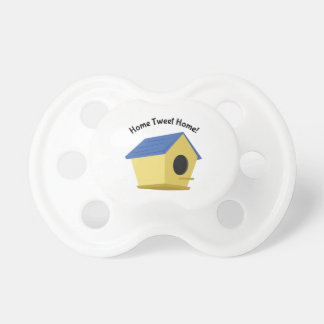 Home Tweet Home BooginHead Pacifier