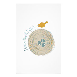Home Tweet Home Stationery