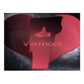 Home Vermont Postcard