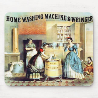 Home Washing Machine Mouse Pads