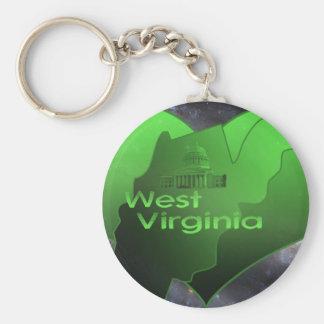 Home West Virginia Key Chain