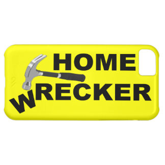 Home Wrecker iPhone 5C Case