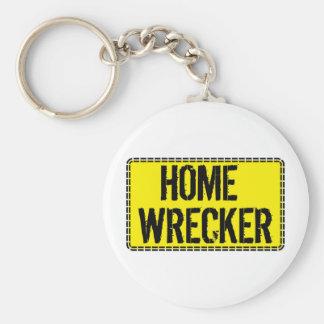 Home Wrecker Keychains