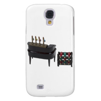 HomeBarWithWineRack110511 Samsung Galaxy S4 Case