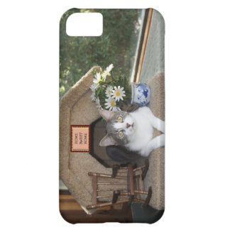 Homebody/Homeboy Kitty Cover For iPhone 5C