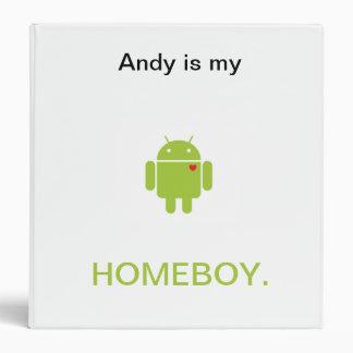 Homeboy Binder