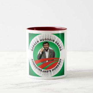 Homeboy de Ahmadinejads Taza