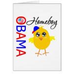 Homeboy de Obama Tarjetón