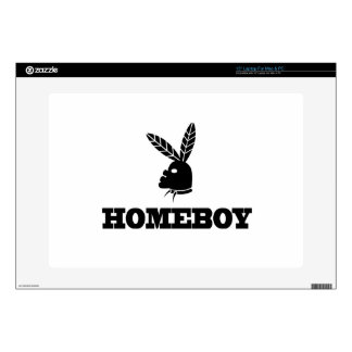 Homeboy Decal For Laptop