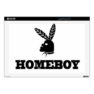Homeboy Laptop Decal